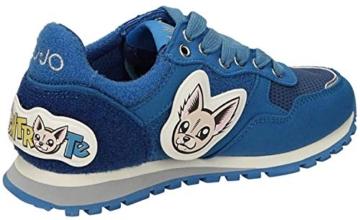 Liu Jo Wonder 1 4A0787EX Sneaker Liu Jo Me Contro Te, Primavera Estate 2020 Bambina Lui & SOFI Sintetico Blue 27 - 2