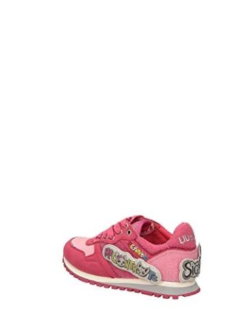 Liu Jo Wonder 1 4A0787EX Sneaker Liu Jo Me Contro Te, Primavera Estate 2020 Bambina Lui & SOFI Sintetico Pink 33 - 2