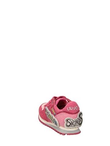 Liu Jo Wonder 1 4A0787EX Sneaker Liu Jo Me Contro Te, Primavera Estate 2020 Bambina Lui & SOFI Sintetico Pink 33 - 3