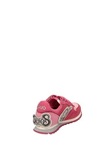 Liu Jo Wonder 1 4A0787EX Sneaker Liu Jo Me Contro Te, Primavera Estate 2020 Bambina Lui & SOFI Sintetico Pink 33 - 6