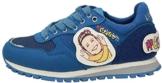 Liu Jo Wonder 1 4A0787EX Sneaker Liu Jo Me Contro Te, Primavera Estate 2020 Bambina Lui & SOFI Sintetico Blue 34 - 1
