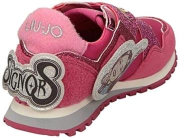 Liu Jo Wonder 2 4A0783TX Sneaker Liu Jo Me Contro Te, Primavera Estate 2020 Bambina Lui & SOFI Sintetico Fuxia 33 - 3