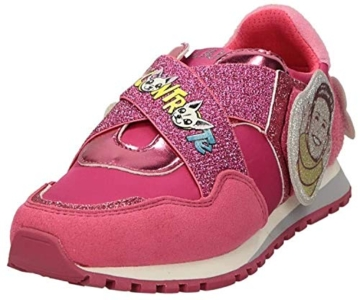Liu Jo Wonder 2 4A0783TX Sneaker Liu Jo Me Contro Te, Primavera Estate 2020 Bambina Lui & SOFI Sintetico Fuxia 33 - 4