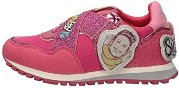 Liu Jo Wonder 2 4A0783TX Sneaker Liu Jo Me Contro Te, Primavera Estate 2020 Bambina Lui & SOFI Sintetico Fuxia 33 - 1