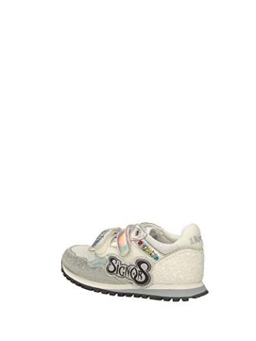 Liu Jo Wonder 41 4A0785TX Sneaker Liu Jo Me Contro Te, Primavera Estate 2020 Bambina Lui & SOFI Sintetico Argento 35 - 3