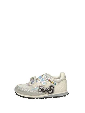 Liu Jo Wonder 41 4A0785TX Sneaker Liu Jo Me Contro Te, Primavera Estate 2020 Bambina Lui & SOFI Sintetico Argento 35 - 1