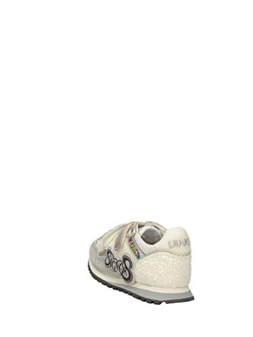 Liu Jo Wonder 41 4A0785TX Sneaker Liu Jo Me Contro Te, Primavera Estate 2020 Bambina Lui & SOFI Sintetico Argento 35 - 5