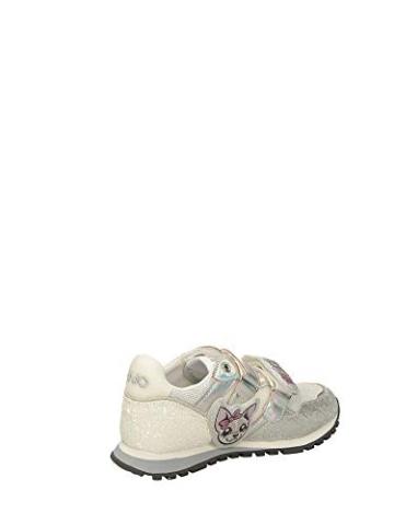 Liu Jo Wonder 41 4A0785TX Sneaker Liu Jo Me Contro Te, Primavera Estate 2020 Bambina Lui & SOFI Sintetico Argento 35 - 6