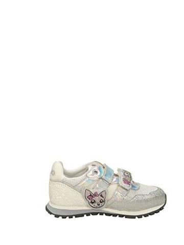 Liu Jo Wonder 41 4A0785TX Sneaker Liu Jo Me Contro Te, Primavera Estate 2020 Bambina Lui & SOFI Sintetico Argento 35 - 7