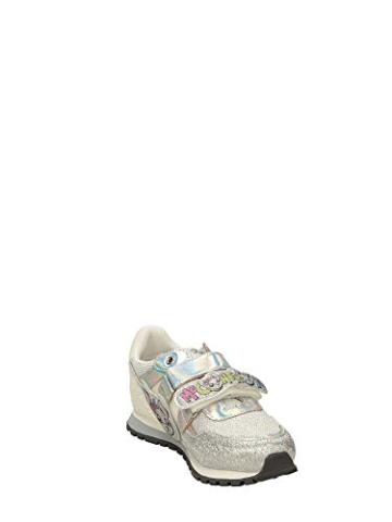 Liu Jo Wonder 41 4A0785TX Sneaker Liu Jo Me Contro Te, Primavera Estate 2020 Bambina Lui & SOFI Sintetico Argento 35 - 8