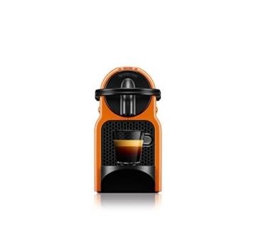 Nespresso Inissia Macchina per caffé espresso, a capsule, 1260 W, 0.7 L, Arancio (Summer Sun) - 3