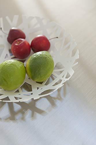 Yamazaki - Fruttiera, Colore Bianco White - 2