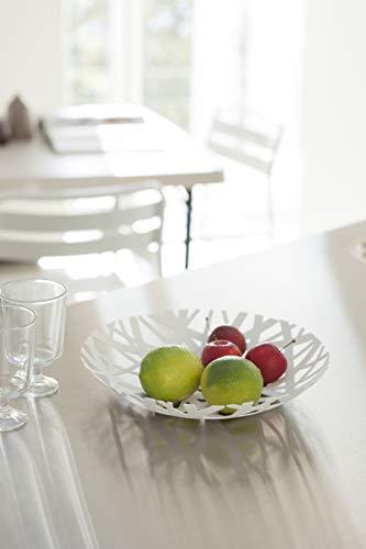 Yamazaki - Fruttiera, Colore Bianco White - 4