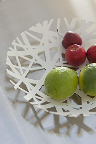 Yamazaki - Fruttiera, Colore Bianco White - 5