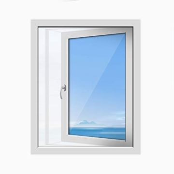 HOOMEE 300CM Guarnizione Universale per Finestre per Condizionatore Portatile, Asciugatrice – Per Tutti Climatizzatori Mobili, Facile da Montare – Con zip, Chiusura a Strappo - 3