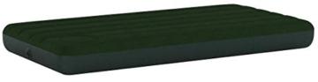 Intex 66927 - Materasso, Pvc-Poliestere, Verde, 99x191x22 cm - 5