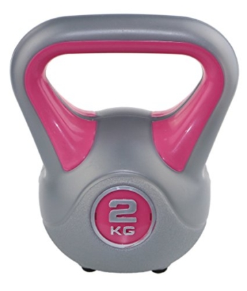 Sveltus Kettlebell fit rosa 2 kg - 1