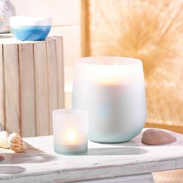Yankee candle Tea Light Candele Profumate 12 Pezzi Baby Powder, Cera, Bianco, 2.1x6x5.8 cm - 7