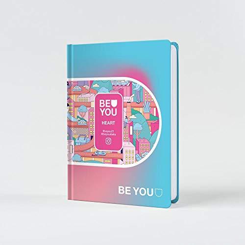 Be You - Diario 2020/2021 - Color Easy Heart - Giochi Preziosi - 1