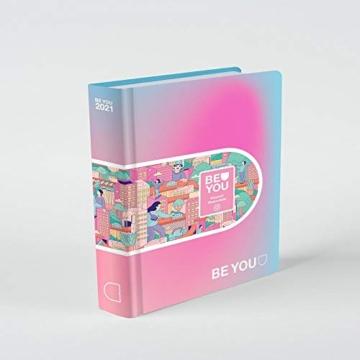 Be You - Diario 2020/2021 - Color Heart - Giochi Preziosi - 1