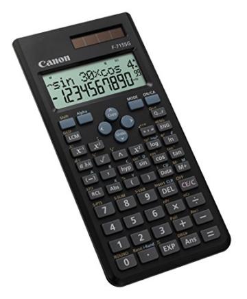 Canon 411967 Calcolatrice Scientifica - 3