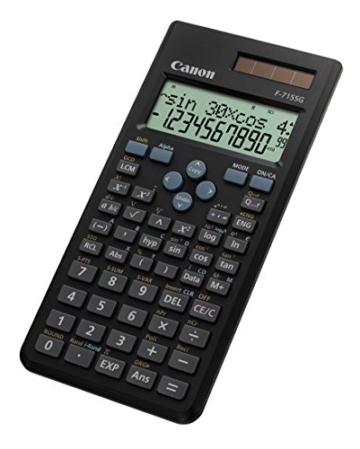 Canon 411967 Calcolatrice Scientifica - 4