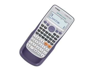 Casio FX-570 ES PLUS Calcolatrice Scientifica con 417 Funzioni e Display Naturale - 3