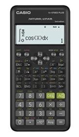Casio Fx-570Es Plus 2 - Calcolatrice Scientifica con 417 Funzioni e Display Naturale - 1