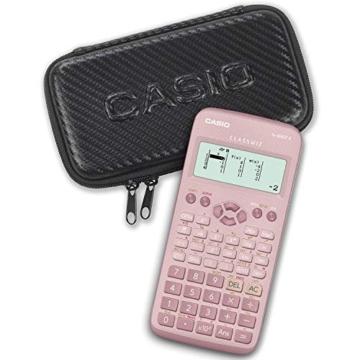 Casio FX-83GTX - Calcolatrice scientifica, colore: Rosa - 7