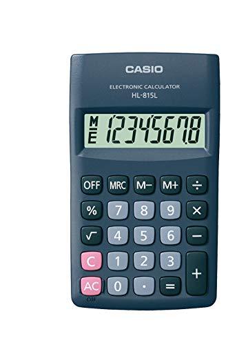 CASIO HL-815L calcolatrice tascabile - Display a 8 cifre, con radice quadrata - 2