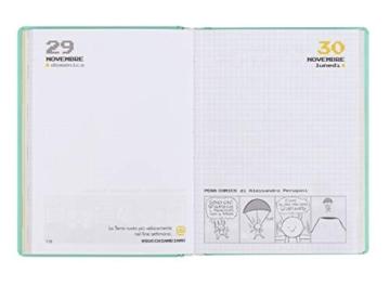 Comix - Diario 2020/2021 16 Mesi - Charcoal - Standard - 2