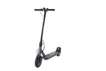 Ducati PRO 1 Plus Monopattino Elettrico Pieghevole, Monopatino Unisex-Youth, Nero, One Size - 4