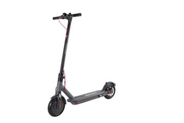 Ducati PRO 1 Plus Monopattino Elettrico Pieghevole, Monopatino Unisex-Youth, Nero, One Size - 1