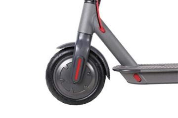 Ducati PRO 1 Plus Monopattino Elettrico Pieghevole, Monopatino Unisex-Youth, Nero, One Size - 6