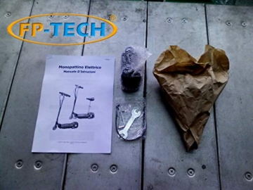 FP-TECH- Monopattino Elettrico, FP-E1013-100-18 - 5