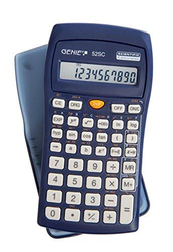"""Genie - Calcolatrice per la scuola""""52SC"""" - 1"""