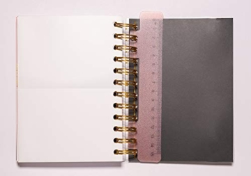 Grupo Erik Diario Scuola Giornaliero 2020/2021, 11 mesi, 11,4x16 cm - Glitter - 5