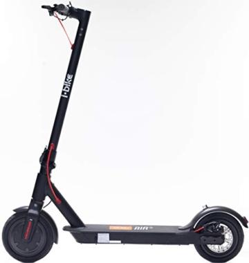 i-Bike Mono Air S, Monopattino Elettrico Unisex Adulto, Nero, Unica - 1