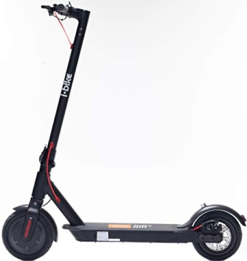 i-Bike Mono Air S, Monopattino Elettrico Unisex Adulto, Nero, Unica - 2