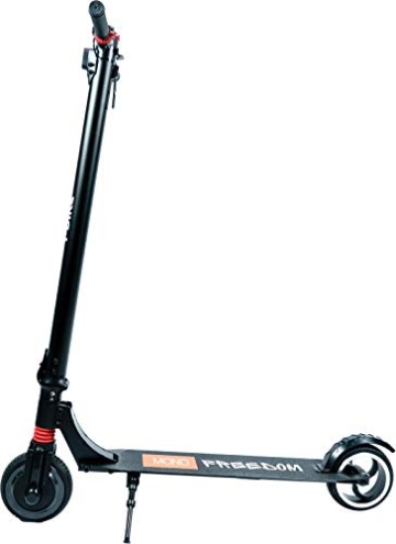 i-Bike Monopattino Freedom, Unisex Adulto, Nero, Unica - 1