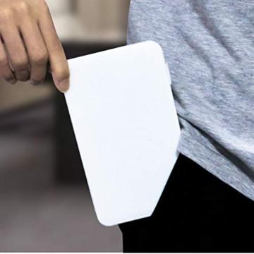 Jelord-4 PCS Scatole in Plastica per m-a-s-c-h-e-r-i-n-e Monouso Portatile Porta Antipolvere Anti -inquinamento Contenitore Custodia per m-a-s-c-h-e-r-i-n-a per per Borsa Bag (A) - 2