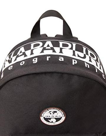 Napapijri HAPPY DAY PACK Zaino Casual, 42 cm, 20 liters, Nero (Black) - 8