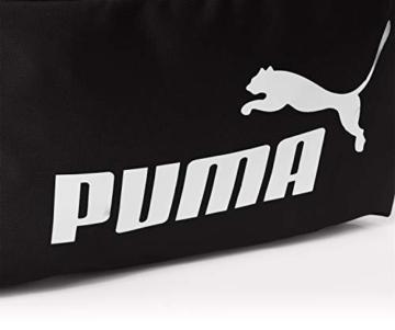 Puma Phase Zaino, Unisex-Adulto, Nero Black), Taglia Unica - 2
