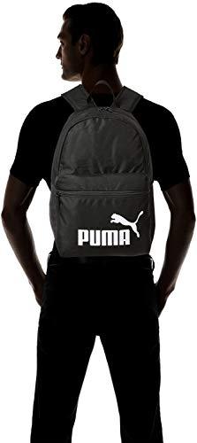 Puma Phase Zaino, Unisex-Adulto, Nero Black), Taglia Unica - 7
