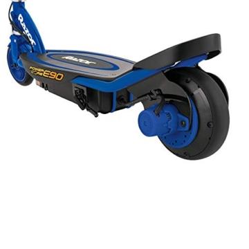 Razor Power Core E90, Monopattino Elettrico Unisex Bambino, Blu, One Size - 3