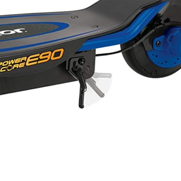 Razor Power Core E90, Monopattino Elettrico Unisex Bambino, Blu, One Size - 4