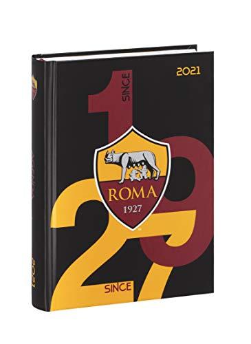 Roma - Diario 2020/2021 16 Mesi - As Roma - Medium - 1