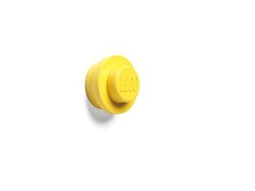 Room Copenhagen Lego-Set Appendiabiti da Parete, Yellow, Blue, Red, Small, Medium And Large - 2
