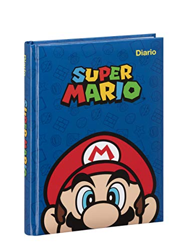 Super Mario - Diario 2020/2021 12 Mesi - Blu - Standard - 1