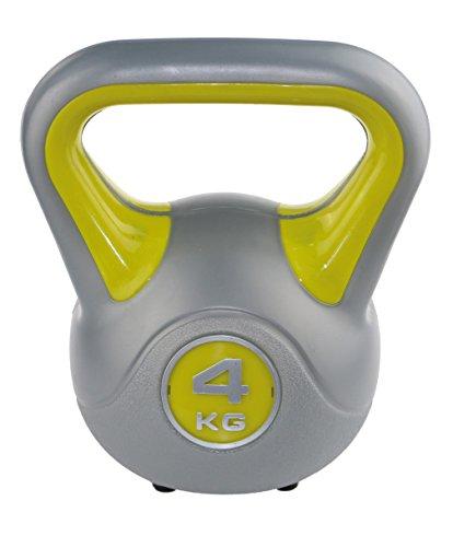 Sveltus Kettlebell fit giallo 4 kg - 1